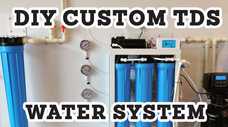 Diy Custom Tds Water Filtration System For Perfect Coffee