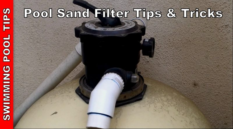 Pool Sand Filter Tips Tricks Troubleshooting Sand Filter Part 1 Amazin Walter