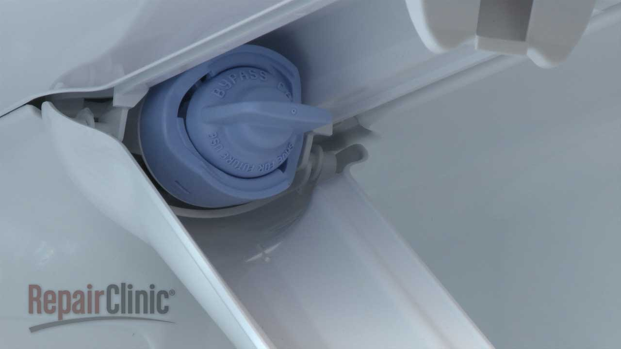 Whirlpool Refrigerator Water Filter Bypass Plug 12664501