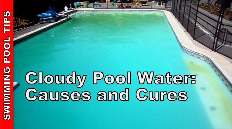 Cloudy pool water causes and cures amazin walter - What causes low ph in swimming pools ...