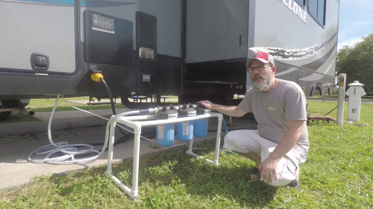 Easy Diy Rv Water Filtration System Protect Your Rv Water